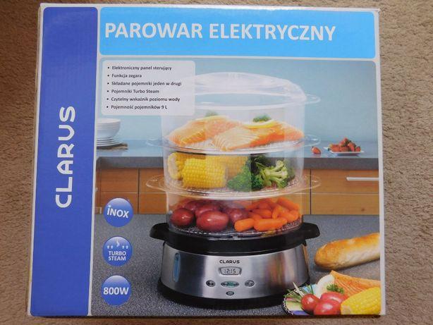 Parowar elektryczny Clarus urządzenie do gotowania na parze