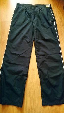 Spodnie damskie Adidas ortalionowe roz.S