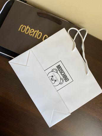 Пакет Moschino и Hugo Boss Jimmy Choo