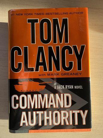 Command Authority -Tom Clancy - książka anglojęzyczna
