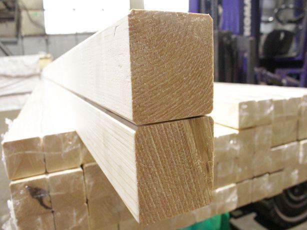 Kantówka 70x70mm, świerk skandynawski. Wysoka jakość drewna ! Śląsk