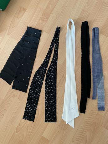 Женские модные галстуки