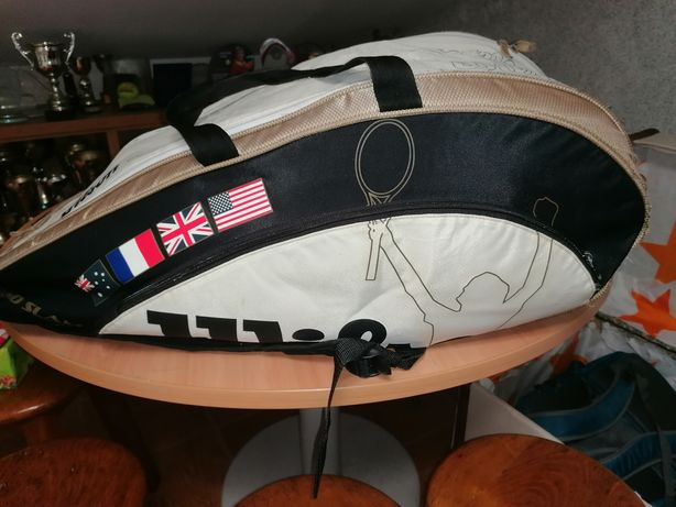 Conjunto de sacos de tenis e Padel