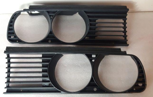 Решетка БМВ Е30 гриль BMW E30 правая левая очки