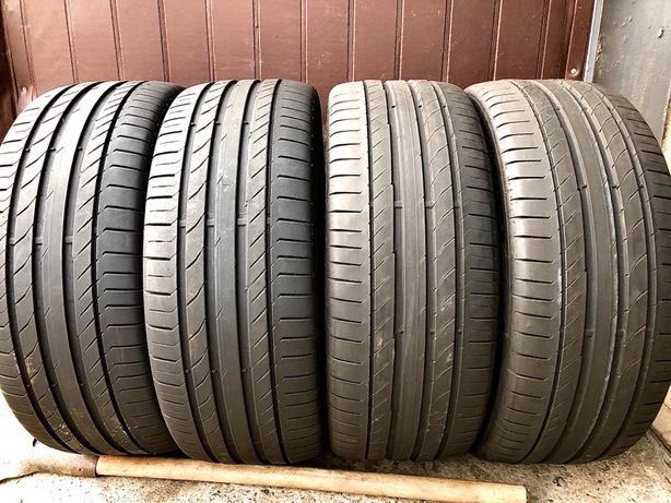 Continental ContiSportContact 5 235/45 R19 ; 235/50 R18