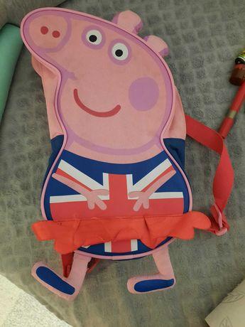Plecaczek plecak Peppa Pig świnka