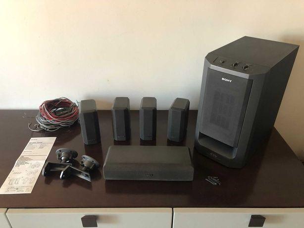 Sistema Surround e Home Theater da Sony + Leitor CD Sony