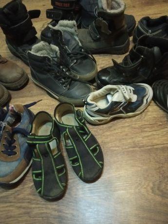 Взуття на хлопчика28.29.30. розміри