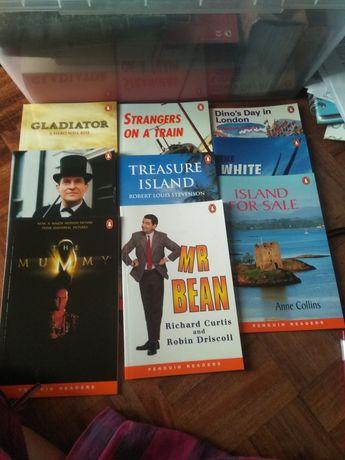 9 pequenos livros para iniciação à leitura em inglês - portes incluído