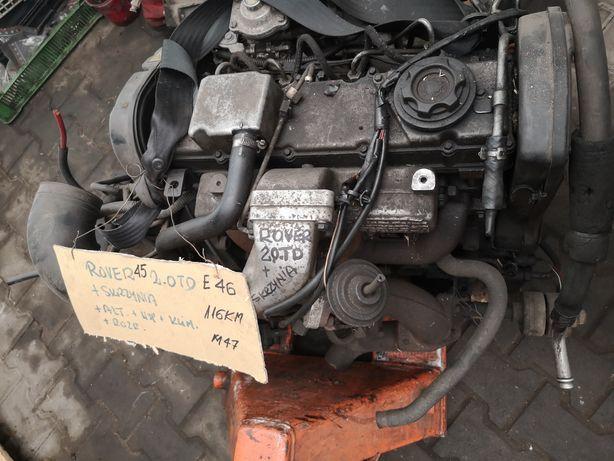 Silnik Rover 45 2.0 td