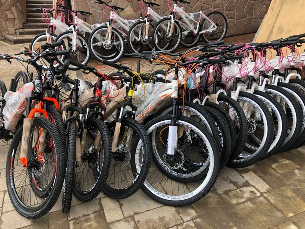 Велосипеди D 26 НОВІ