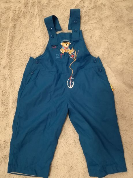 Spodnie kombinezon na wiosne/jesień, r. 74-80