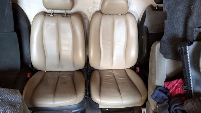 Салон (сидения) - Hyundai Sonata (Хюндай Соната рестайлинг)