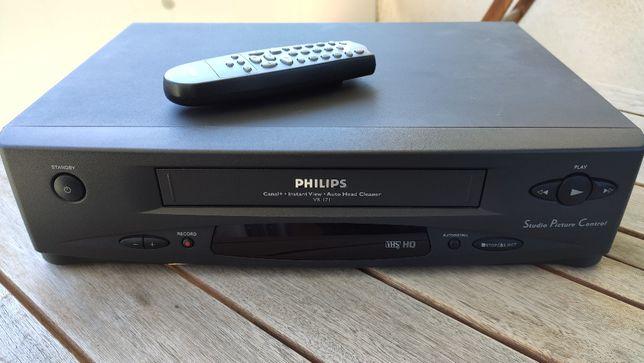 Philips VR171 Leitor VHS e Receptor TV