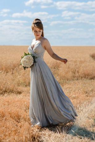Красивое платье на свадьбу, выпускной