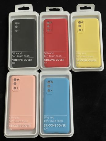 Capas Samsung S20