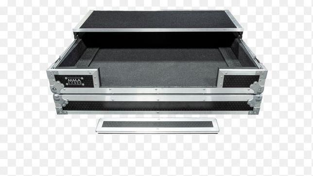 Case skrzynia konsola pioneer xdj xz z półką na laptopa, nowa