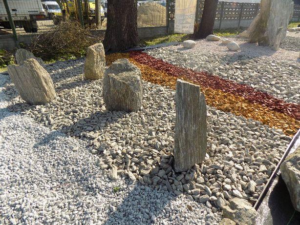 kora kamienna- głazy,łupki ,szpilki, pod drzewka,gabion- skład