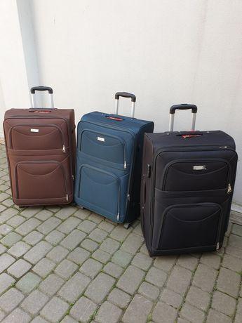 JEMIS 6802 Польща на 2-х. колесах валізи чемоданы сумки на колесах