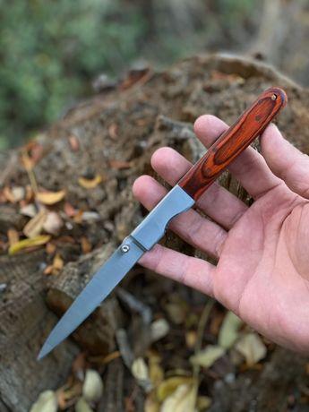 РАСПРОДАЖА/Выкидной нож Флиппер + чехол/охотничий/туристический