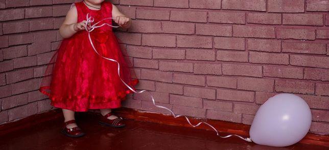 Платье(комплект) на 1-2 годика