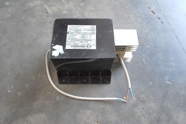 Przetwornica/transformator 230V/12V do kempingu/kampera