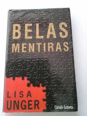 Livro Belas Mentiras, de Lisa Unger