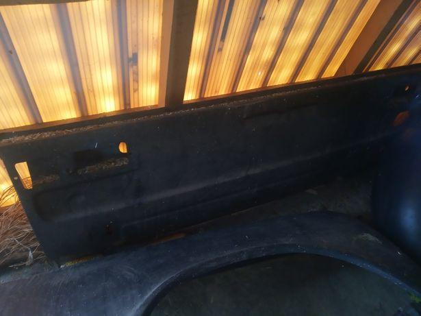 подкрильніки, фартух задній, задні двері ВАЗ 2101