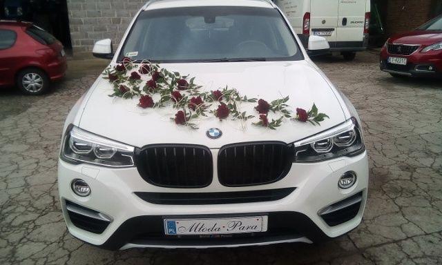 samochód do ślubu/ wesele Bmw X4