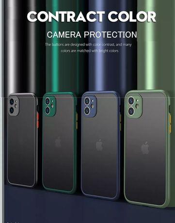 Capa Efeito Smoked iPhone X / XS / 12 Mini -Nova-24h