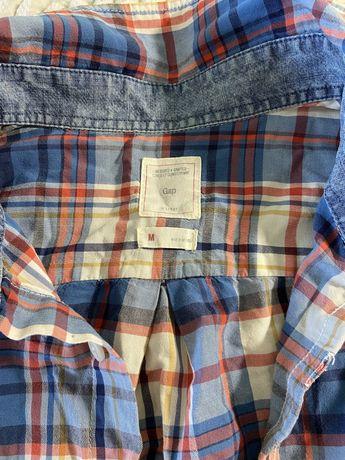Рубашка мужская Gap