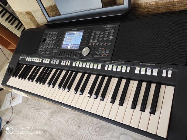Yamaha psr s950 keyboard