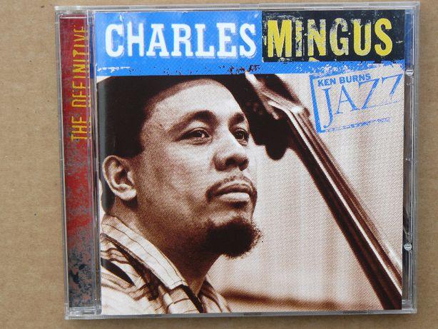 cd Charles Mingus - The Definitive 2000 wyd.EU tłocz.AUSTRIA