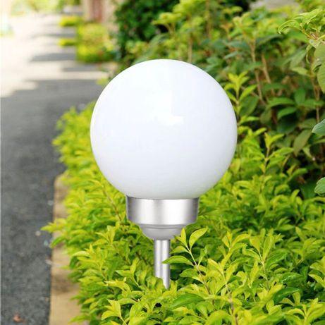 kula led ogrodowa SŁUPEK solarny PIK OGRODOWY lampa solarna