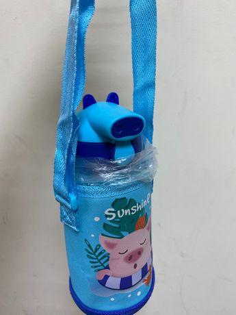 Бутылка поилка детская, термоэффект