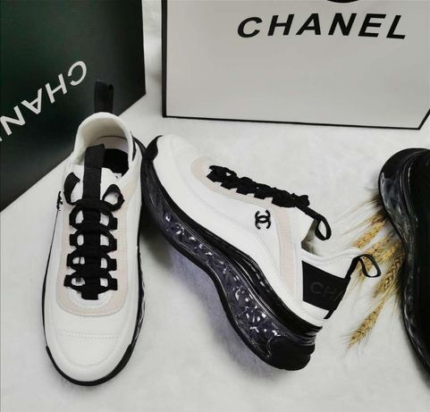 Adidasy sneakersy Chanel r 37