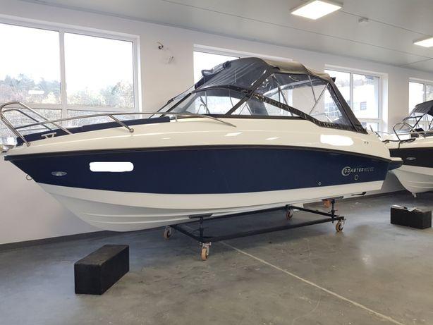 Coaster 600 DC jacht motorowy motorówka łódź motorowa