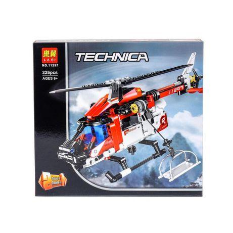"""Конструктор Bela 11297 """"Спасательный вертолет"""". 325 деталей, лего!"""