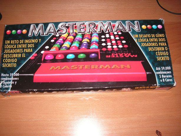 Jogo Masterman +8