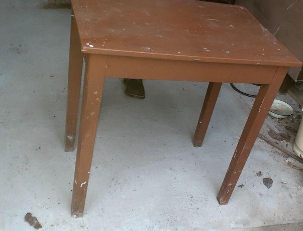 stół stolik  PRL