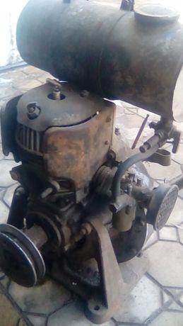 Бензиновый двигатель Д 300