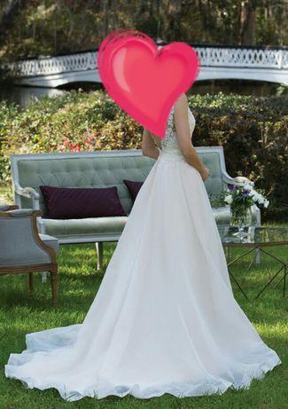 Suknia ślubna Sincerity 3941, 700 zł