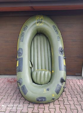 Sprzedam ponton w bardzo dobrym stanie
