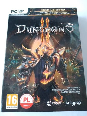 Gra komputerowa Dungeons edycja limitowana