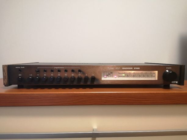 Tuner radiowy Unitra Radmor 5122