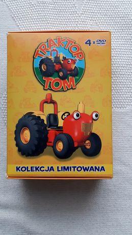 Kolekcja 4xDVD Traktor Tom