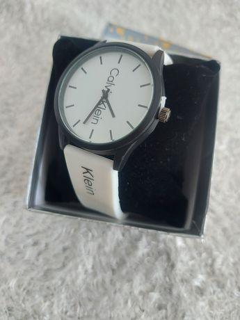 Relógio CK branco