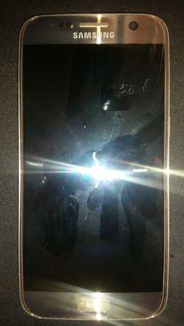 Samsung Galaxy s 7 gold