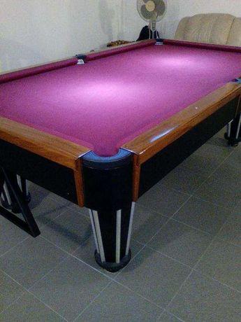 Mudança/Colocação/ Reparação de pano de Snooker/ Bilhar/Pool