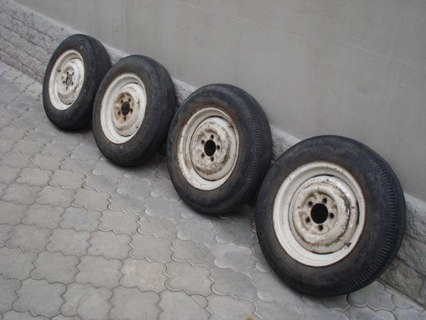 Москвич 402-407 колеса в сборе 5.60 * 15